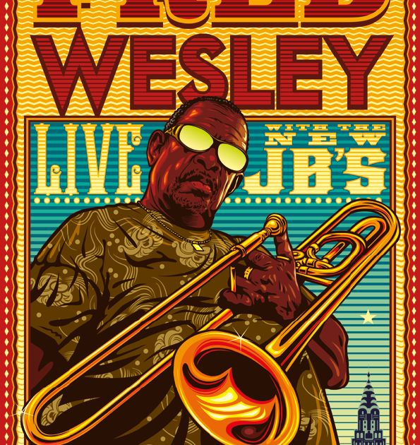FRED WESLEY & THE NEW JB'S + EAST ORANGE FUNK