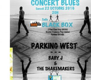 Parking West + Baby J & The Shakemakers