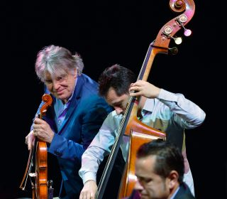Reportage photos de Didier Lockwood Trio