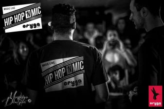 Open Mic Hip Hop