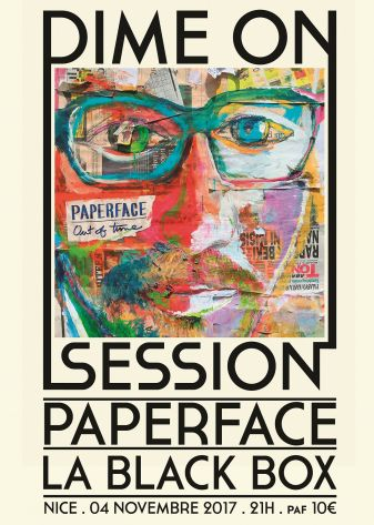 Dime On Sessions: Paperface