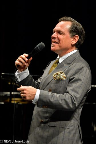 Reportage photos de Kurt Elling et Denia Ridley