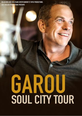 GAROU – SOUL CITY TOUR