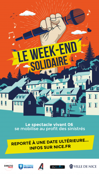 LE WEEK-END SOLIDAIRE